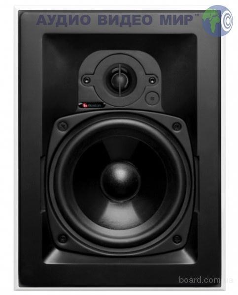 Встраиваемая акустика – вариант для экономии пространства