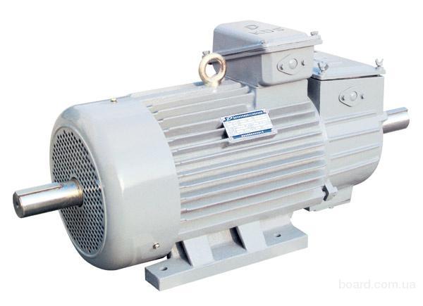 Трехфазные асинхронные крановые электродвигатели серии MTF(H), AMTF(H), ДMTF(H), 4МТМ(Н) с фазным или...