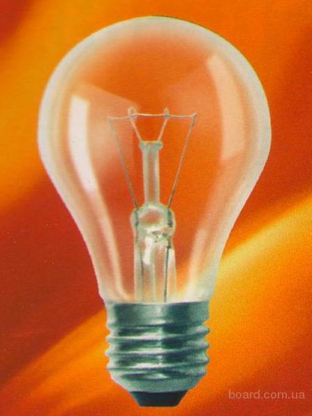 Как известно, существуют определенные стандарты ламп накаливания.  60. Лампы 95 ватт.Такое.  Рандомновость.