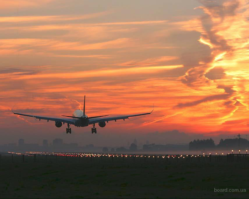 Авиаперевозки грузов из Москвы по России за 24 ч