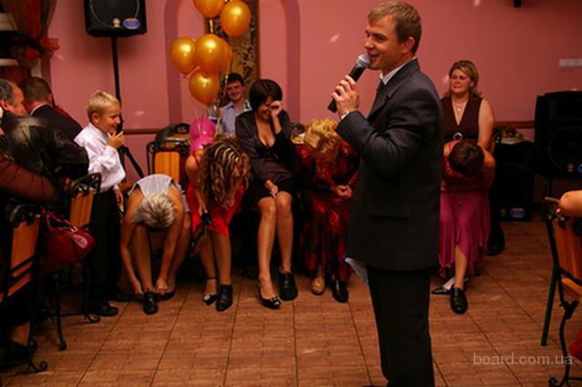 Тамада,живая музыка на свадьбу,день рождения!