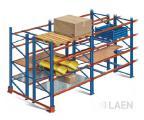 Складские стеллажи для оптимизации рабочего процесса на складе.