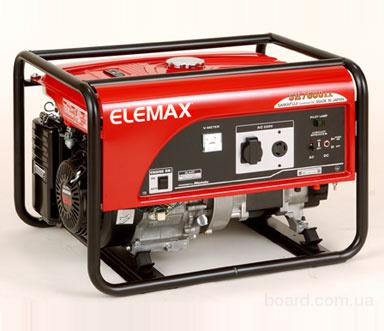 Электростанции, генераторы Elemax (Япония)