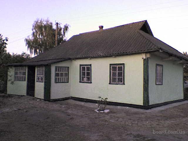Куплю дом недорого в Киевской области.