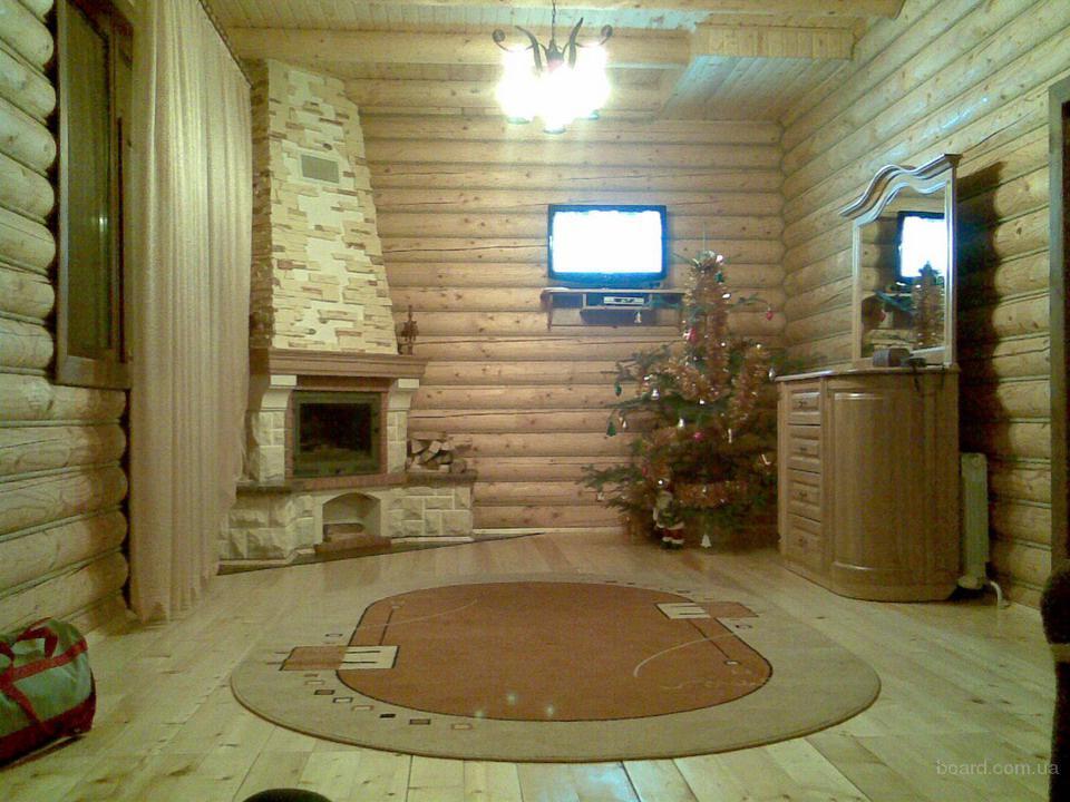 Будуєм деревяні будинки сауни колиби