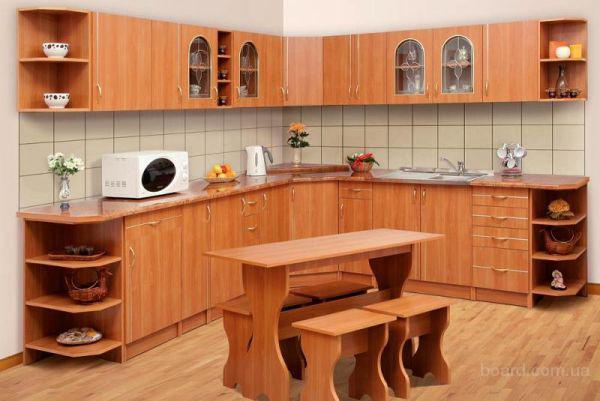 Недорогая кухонная мебель на заказ с доставкой по Украине
