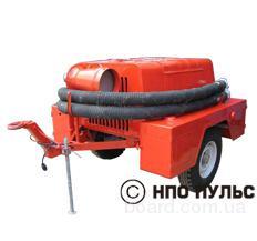 Мотопомпа  МП-600А,МП-1600
