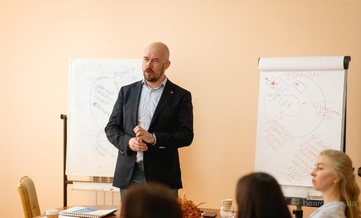 Бизнес-тренинги в Санкт-Петербурге
