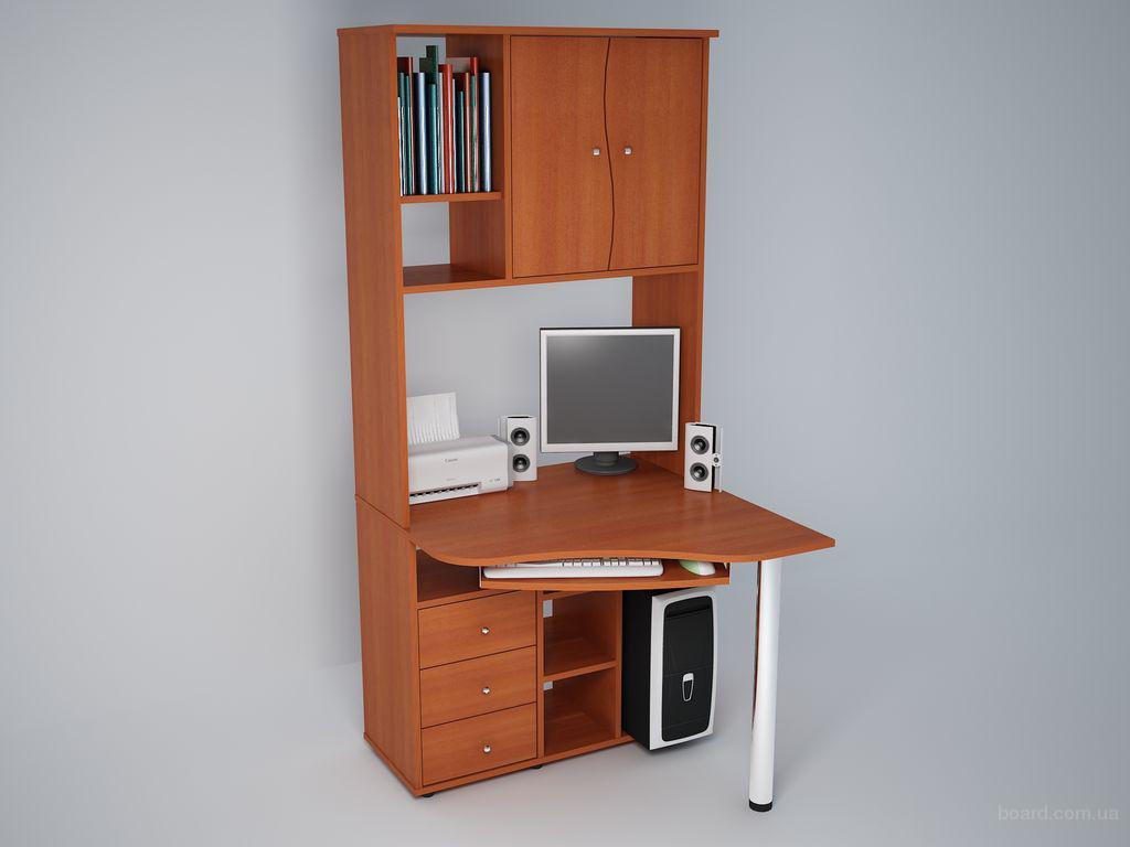 Угловой компьютерный стол с825 - купить угловой стол для ком.