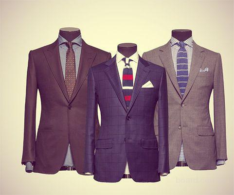 Пошив мужских костюмов на заказ - востребованная услуга для модников