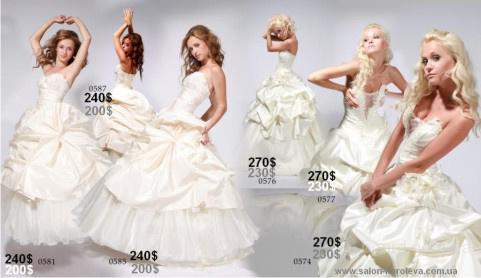 коллекция детских вечерних платьев.