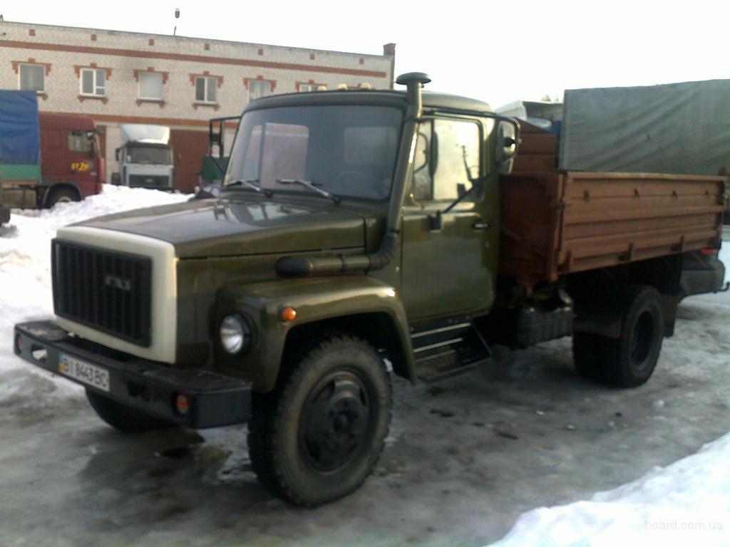 продам : ГАЗ-САЗ 3507 самосвал.