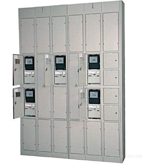 ...где схема электроснабжения предусматривает ввод и учет электроэнергии в этажных стояках, а распределение по группов.