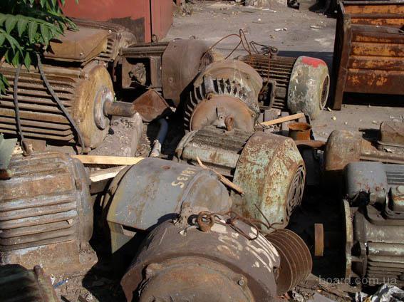 Куплю Электродвигатель,Электродвигатели, лом, сгоревшие, списанные: +7...