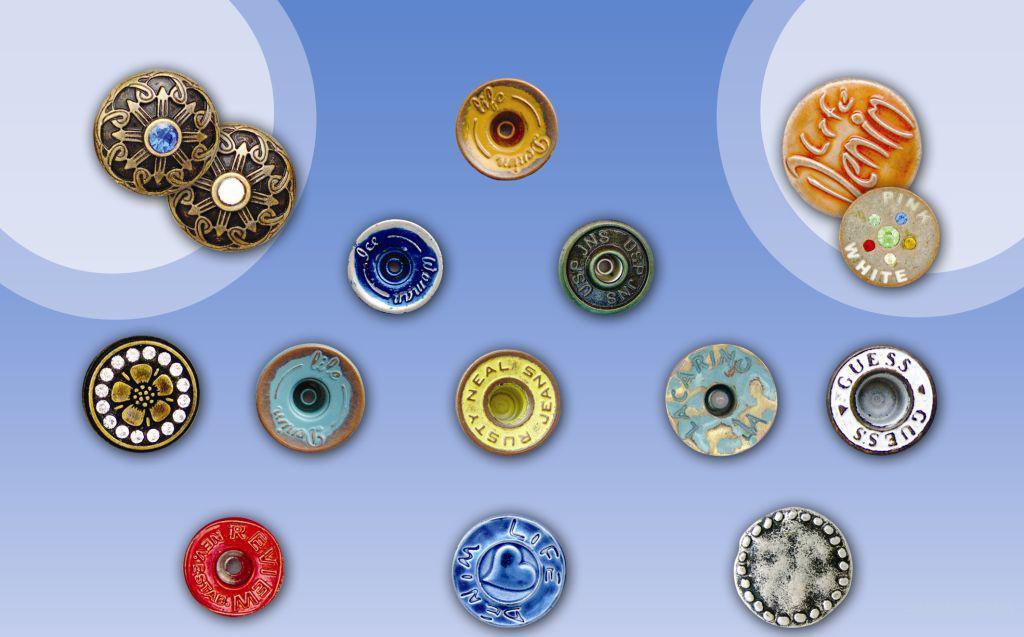 продам: Металлическая швейная. : Металлическая швейная фурнитура.
