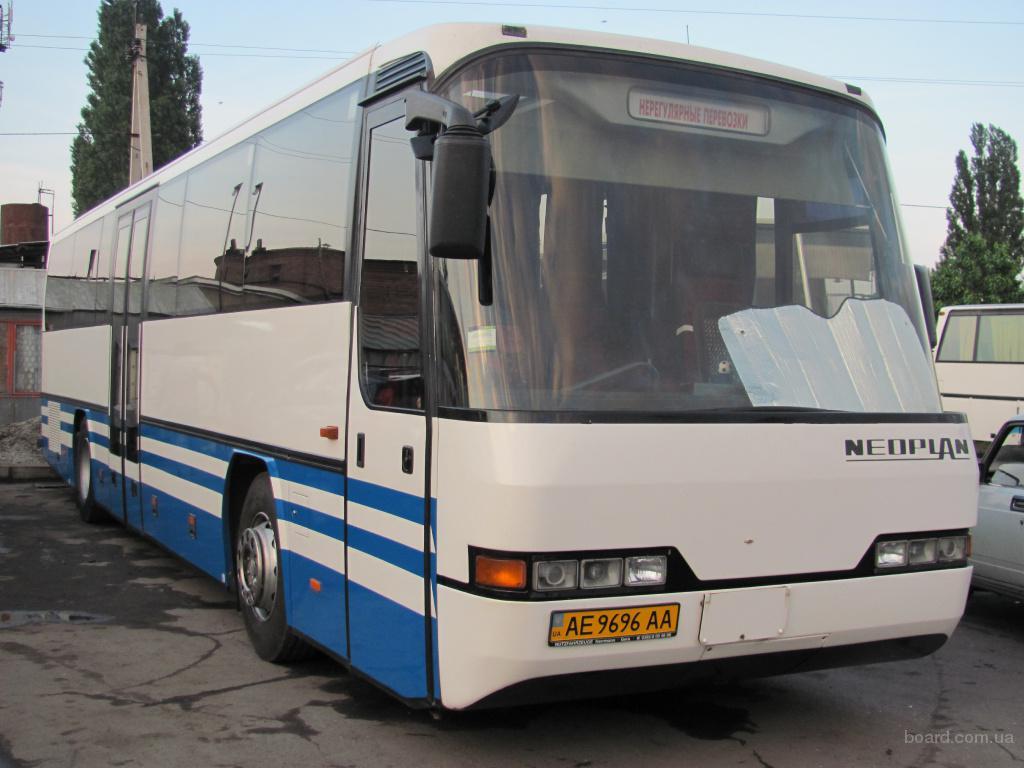 Заказ автобуса, микроавтобуса г. Павлоград, Першотравенск, г. Терновка