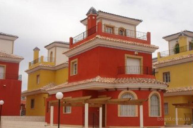 Дома на продажу в испании в коста бланке документа