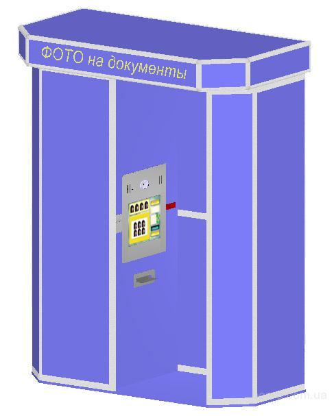 Автоматическая фотокабинка предназначена для изготовления фотографий на...