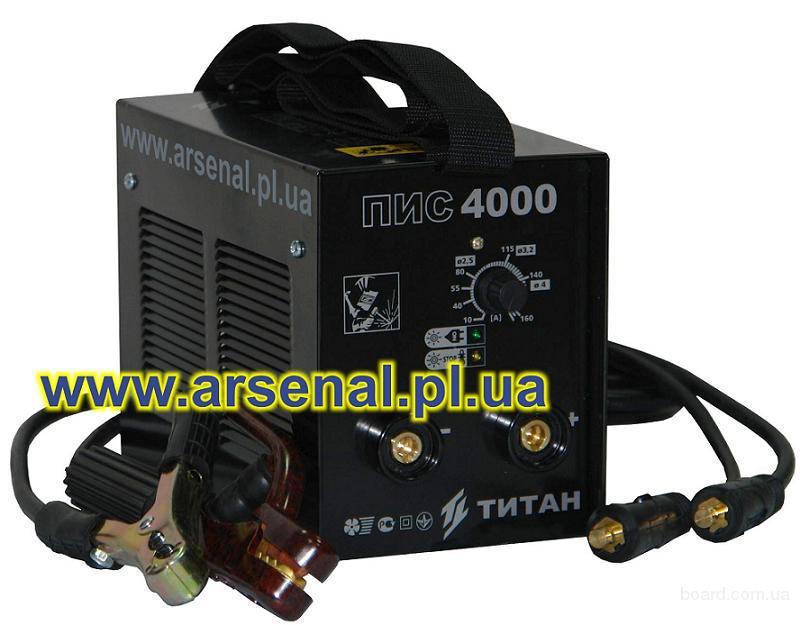 инвертор ТИТАН ПИС-4000