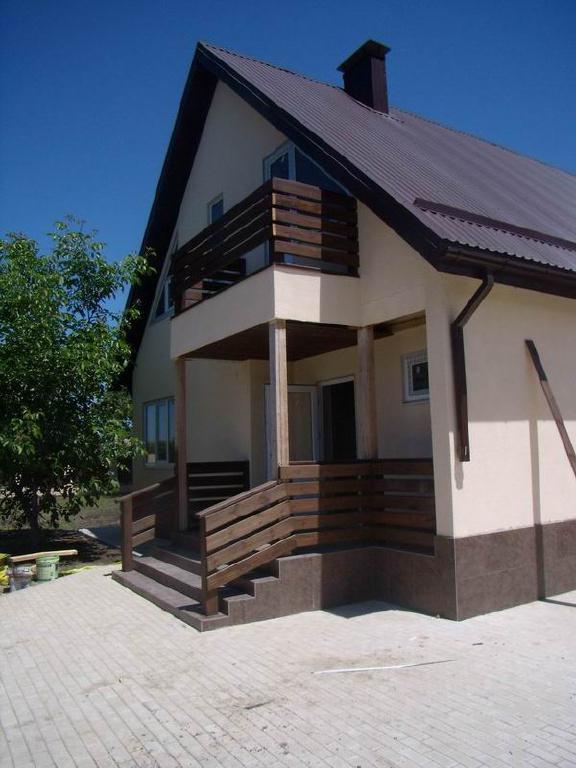 Строим каркасно-панельные канадские деревянные дома.