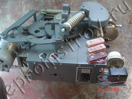 Продаю приводы ПП-67 (7 шт.) на выключатели ВМП-10, ВПМ-10 из наличия, цена ПП-67 - от 30 тыс. руб. (в зависимости от...