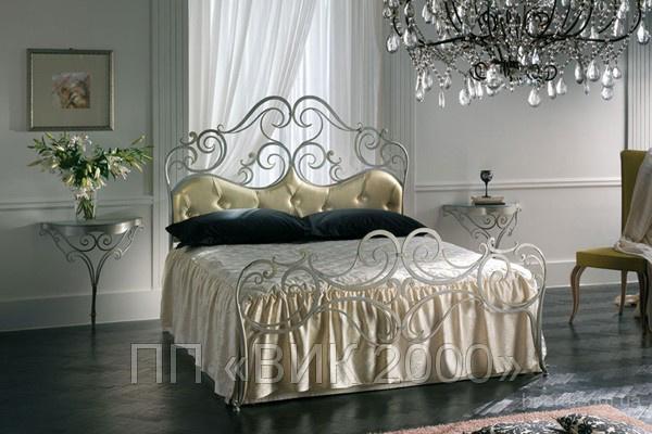 Что же представляет собой кованая кровать