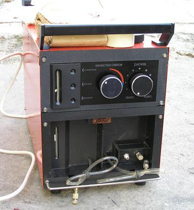 Установка для электролиза 119