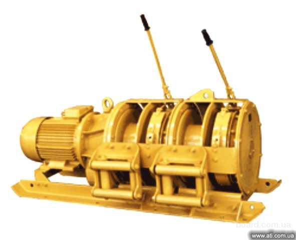 Продам лебедки ЛС-30 2СМА, ЛС-55 2СМА и ЛС-100 2СМА