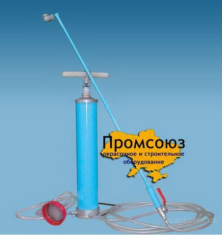 КРДП-4 – ручной побелочный краскопульт (Беларусь)