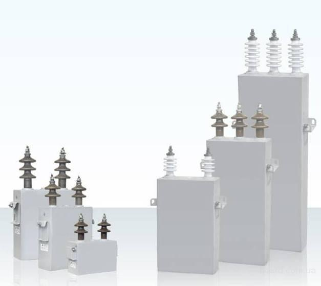 Конденсаторы и конденсаторные установки