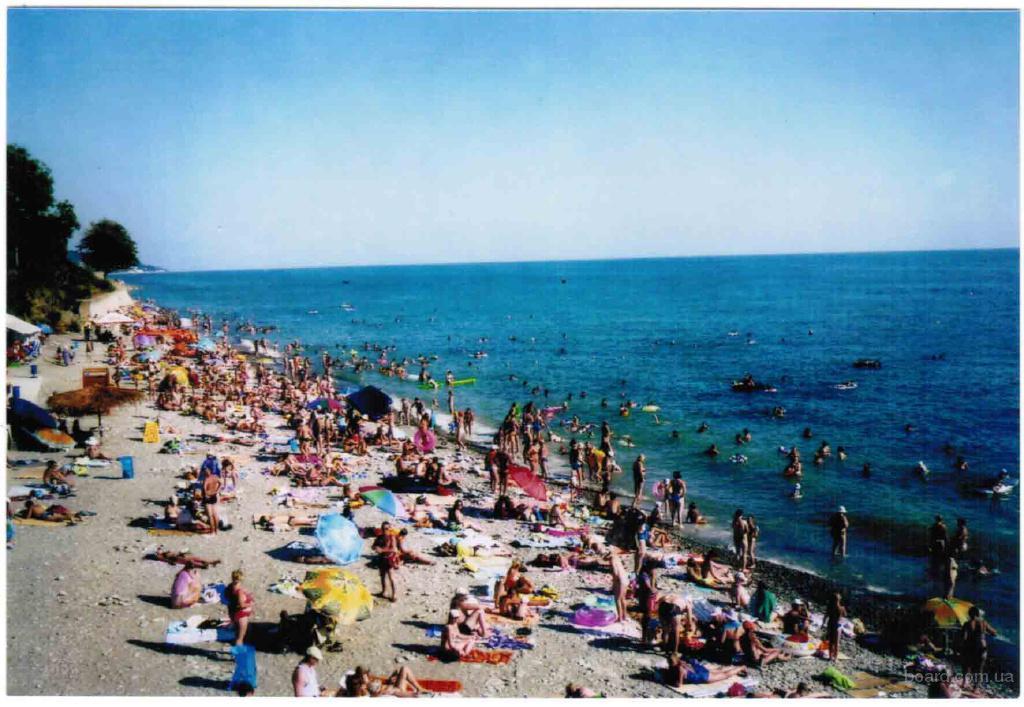 Частное фото черного моря