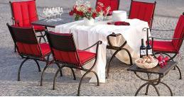 Мебель для сада, улицы, террас, бассейнов, и дома от ведущих производителей Европы. -обеденные и столовые группы
