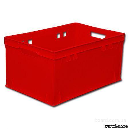 продам : Ящики пластиковые для хлеба, мяса, рыбы, заморозки.
