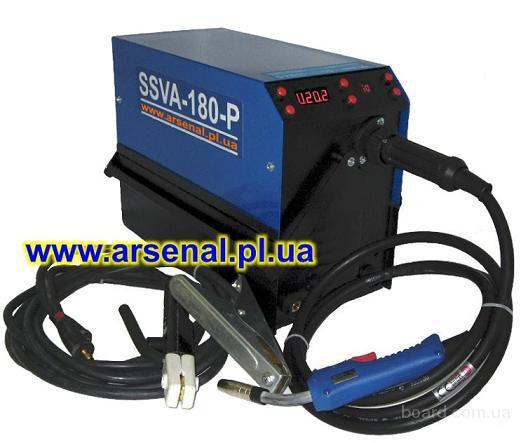 Полуавтомат инверторный SSVA-180-P по самой низкой цене.  Доска объявлений.  Другое.