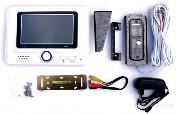 Диапазон рабочих температур: -15...+50 С. видеодомофон.  Связь домофон-панель.  Разговор с посетителем.