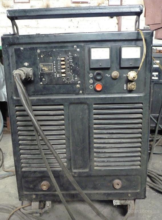 Полуавтомат сварочный ВДГ-303/ПДГ312