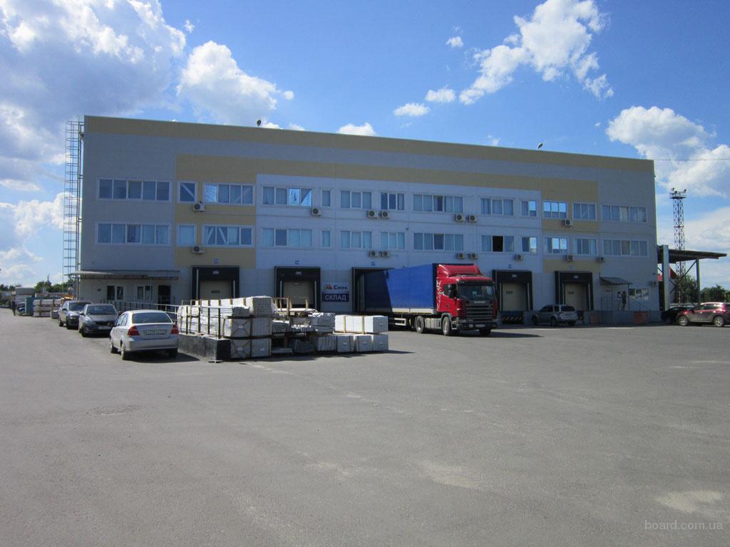 Аренда склада в Белгороде