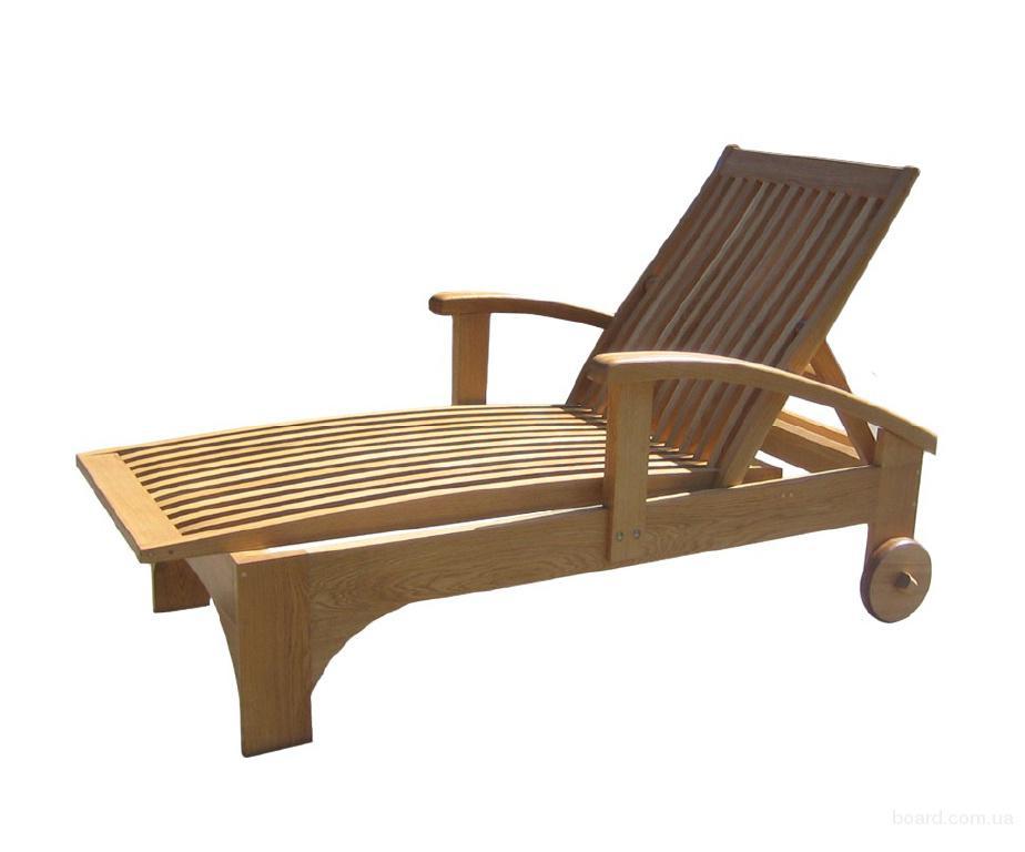 Садовая мебель из дерева продам