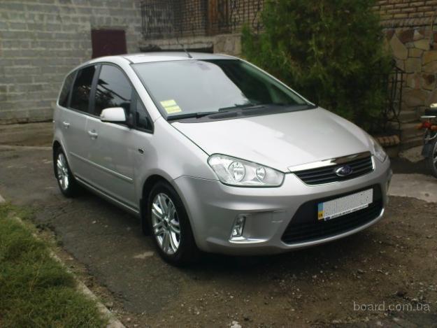 ford focus c-max украина: