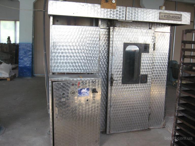 Продаю оборудование для кондитерского цеха 1. Ротационная печь, к ней 3 тележки 27 протфеней - 21000 гривень.