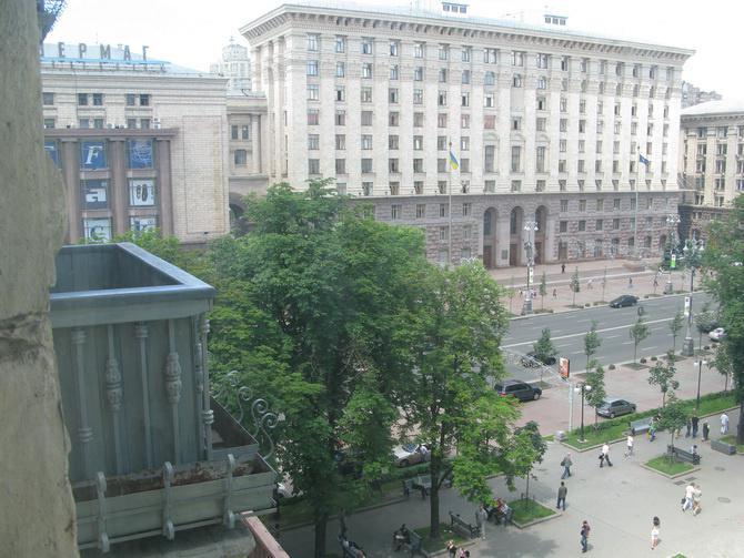 Сдаю в аренду 3-х комн.квартиру на Крещатике в Киеве