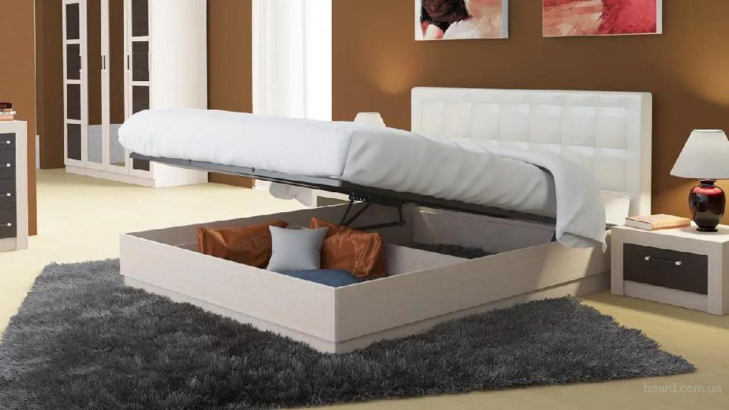 Купить кровать в Киеве от бренда Сenoshara