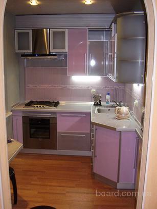 Кухни, шкафы-купе, гардеробныена заказ в харькове