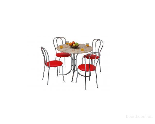 Комплект стол  плюс 4 стула 850 грн