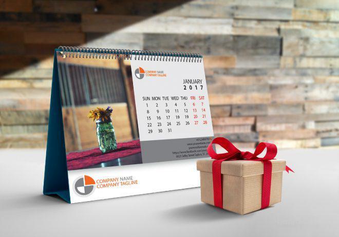 Современный календарь - реклама и доход