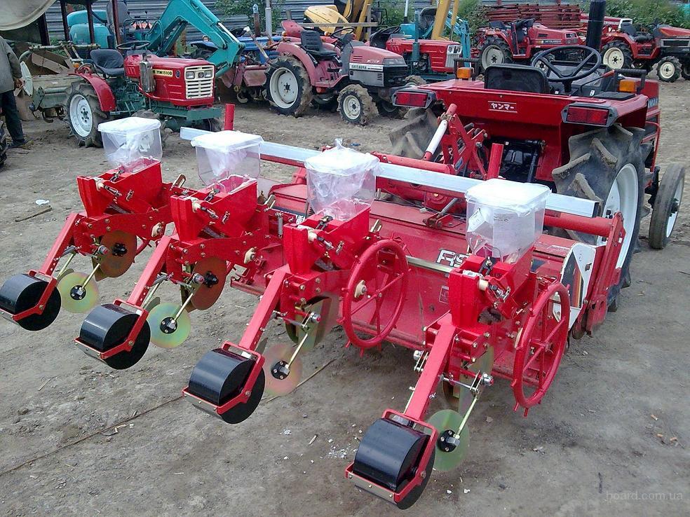сажалки для мини тракторов обьявлении: