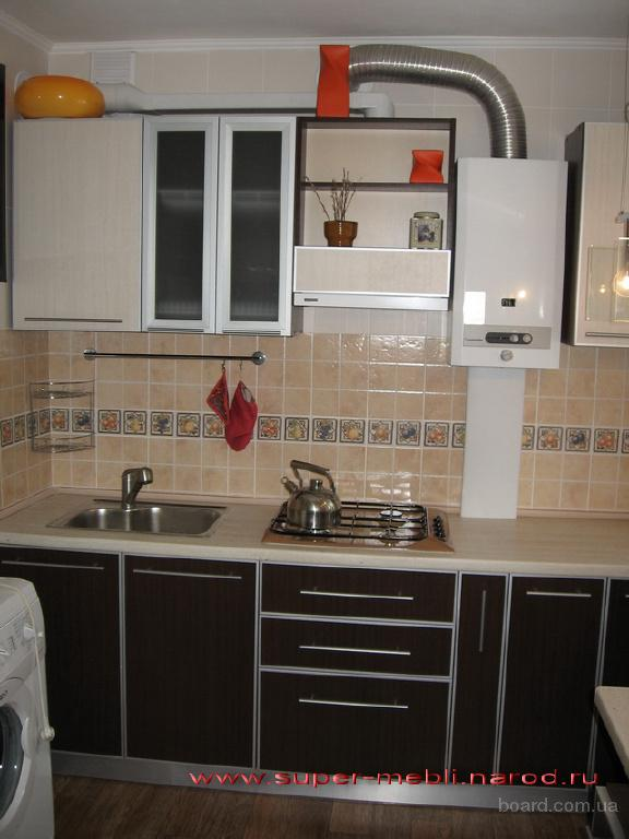 Кухни, шкафы-купе на заказ в Харькове