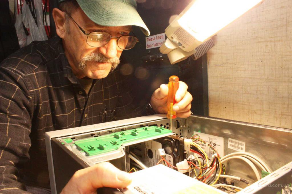 Компьютерная помощь, ремонт компьютеров и ноутбуков в Уфе