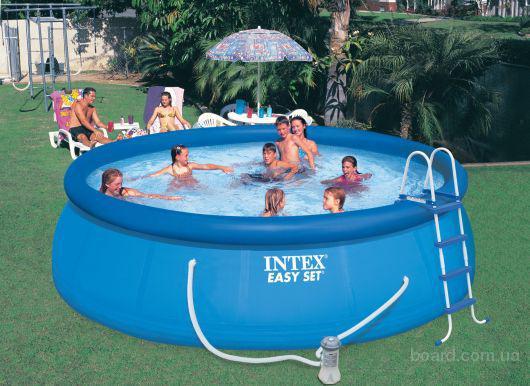 Наливной бассейн Intex 56912