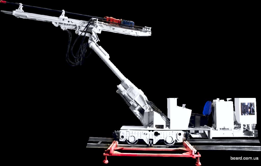 Установка бурильная шахтная УБШ 252